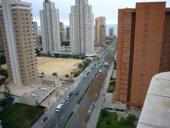 Apartamentos San Francisco: Vistas desde uno de los apartamentos