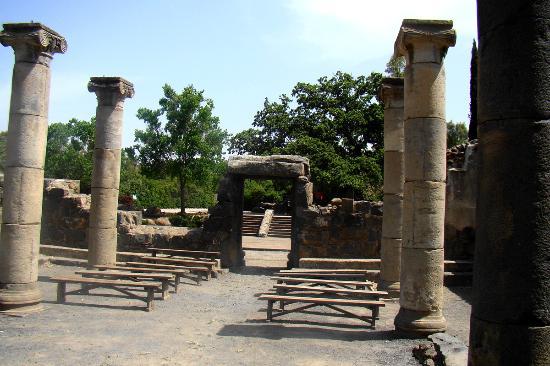 Ancient Katzrin Village and Synagogue: Qatzrin Ancient Village