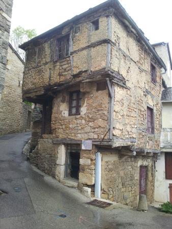 Maison de Jeanne - Picture of Chateau de Severac, Severac-le