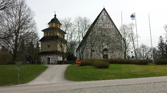 Siuntion Pyhän Pietarin Kirkko