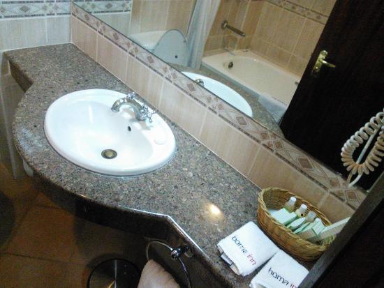 Boma Inn Nairobi: Toiletries