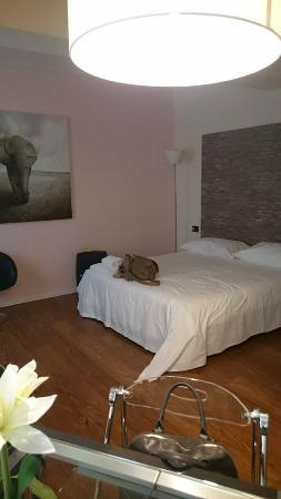 Locanda Gallo: chambre