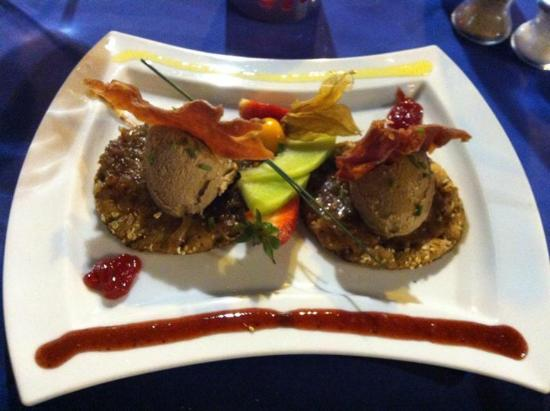 Chicken pate beautifully presented picture of la - La mandragora malaga ...