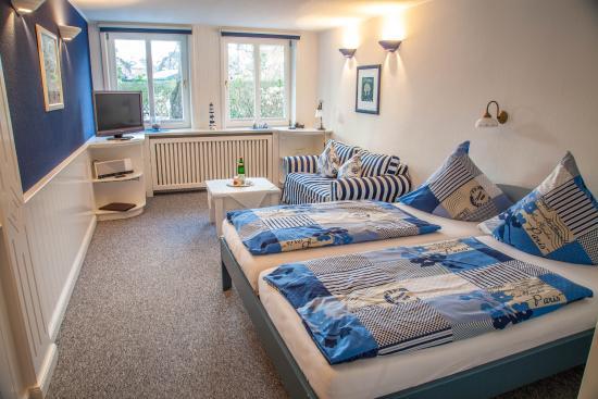 Inselhotel Arfsten Nordsee Insel Wyk auf Föhr