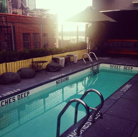 Piscine picture of la piscine new york city tripadvisor for Piscine new york