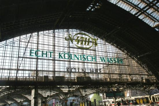 Kln Hauptbahnhof 1 Picture of Cologne Central Station Cologne