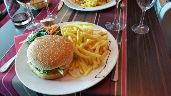 Alyson Kfe : Burger de M.