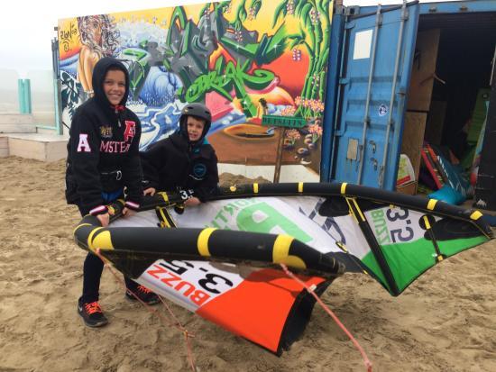 Kitesurfschoolnoordwijk