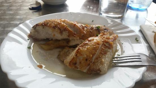Toki Alai Jatetxea : Gran menu