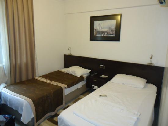 Hotel Residence Istanbul: My room