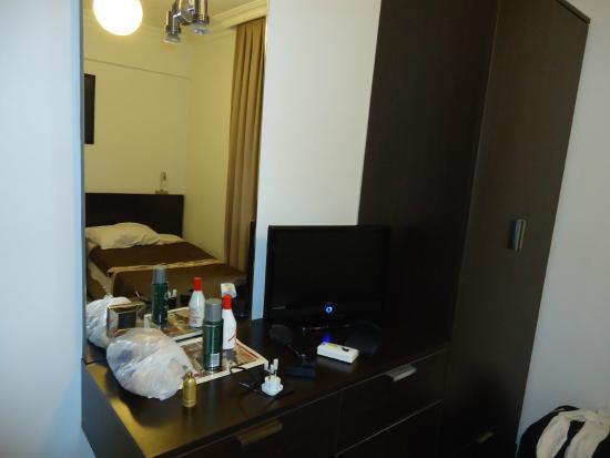 Hotel Residence Istanbul: Bathroom