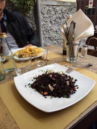 Osteria A La Carega : Buoni piatti e buon prezzo a cinque minuti dal duomo!