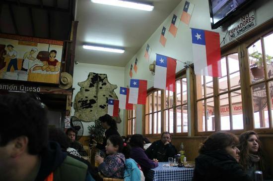 Calera de Tango, Chile: Excelente Ambiente