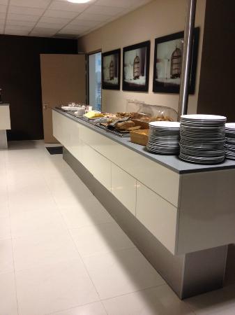 Woudschoten Hotel & Conferentiecentrum: Ontbijtbuffet