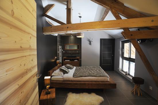 Chambre de charme luxe atelier 1