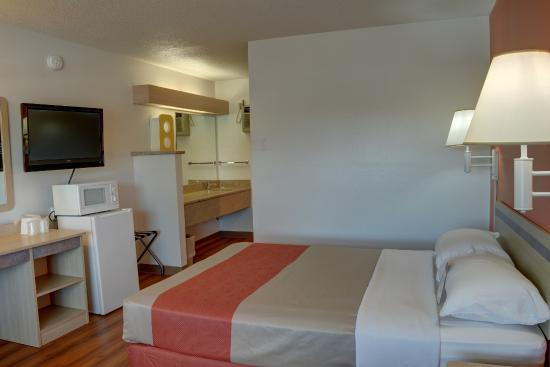 Motel 6 Bend: Guest Room