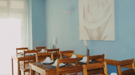 Hotel de l'Etoile: Salle petit déjeuner