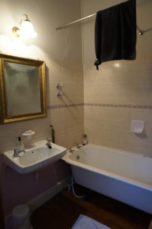 John Montagu Guest House: Salle de bains