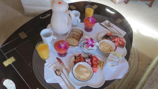 Le Petit Clocher: Petit déjeuner digne de mention