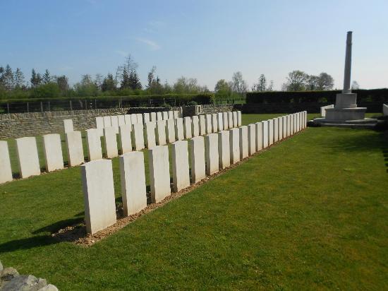 Ors British Cemetery