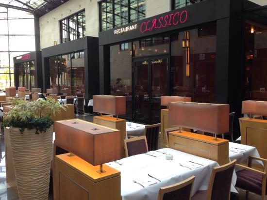 Restaurant Classico at Maritim Hotel