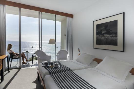 Estalagem Ponta do Sol: Sea View Room