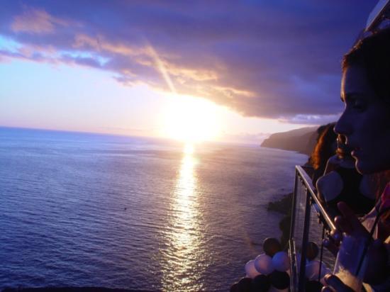 Estalagem Ponta do Sol: Views from the ocean