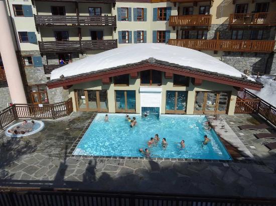 Piscine prince des cimes picture of pierre vacances for Village vacances piscine