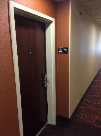Hampton Inn & Suites Texarkana: My room