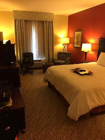 Hampton Inn & Suites Texarkana: Room details