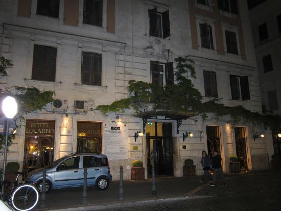 Anahi Hotel Rome Tripadvisor
