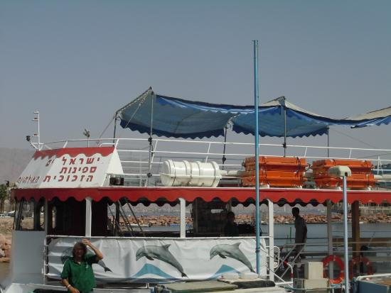 Israel Yam Glass Bottom Boats