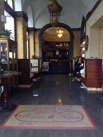 Gran Caffe Principe Di Napoli