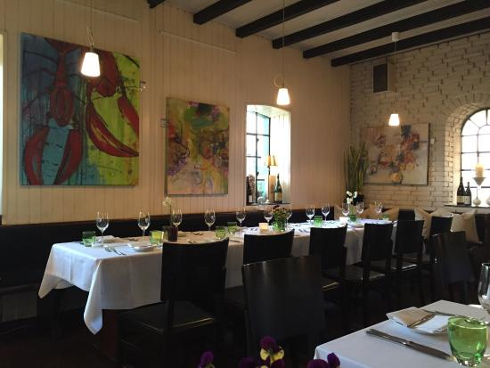 Feltgenhof Restaurant: Gastraum