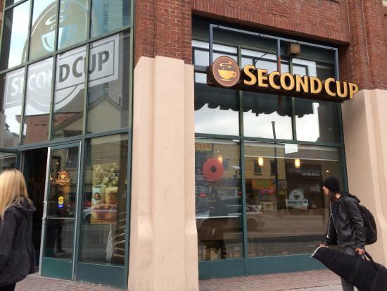 Second Cup, Ottawa - 171 Rideau St - Restaurant Reviews, Phone ...