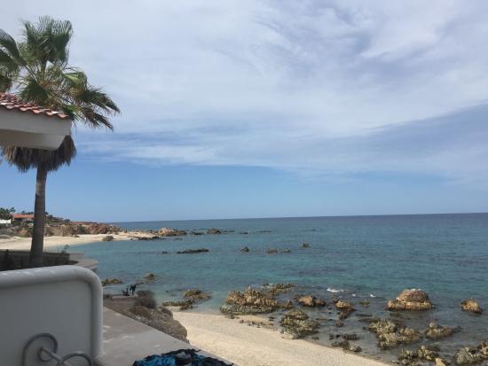 Punta Pescadero Paradise Hotel & Villas: view from our balcony