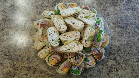 Crazy 8's: A wrap tray for any event!
