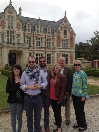 BD Tours: Wine Tours In Bordeaux : Cheateau Lafite Rothschild