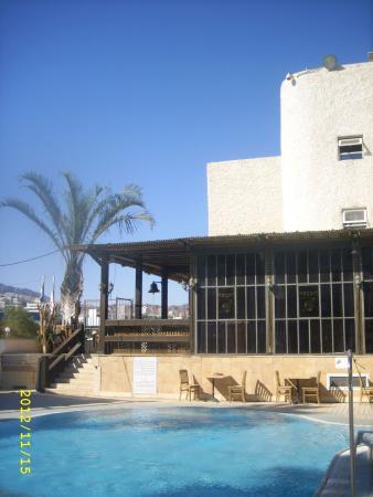 Dalia Hotel: Бассейн