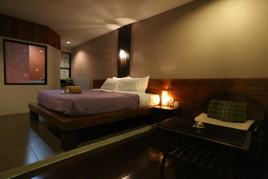 The Park Ayutthaya : Rooms deluxe with breakfast
