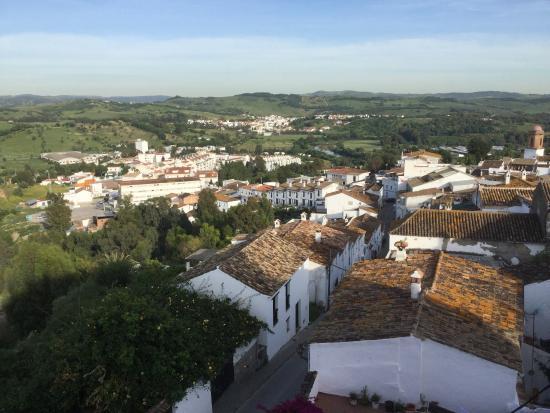 Jimena de la Frontera, Spanyol: Hozgarganta River