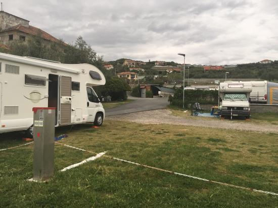 Diano Castello, อิตาลี: Al roseto area di sosta