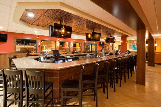 Best Western Plus New Ulm: Green Mill Restaurant And Bar Is Open For Lunch,