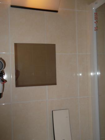 Aparthotel Astor : salle de bain