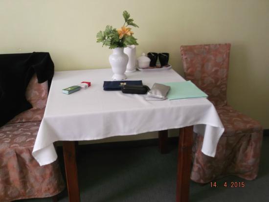 Aparthotel Astor : chambre