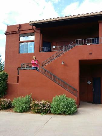 Las Posadas of Sedona : Suite 35 AGAVE (2nd Floor)