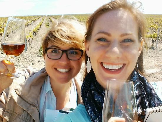 Spirit Sherry Enoturismo: Cheers!