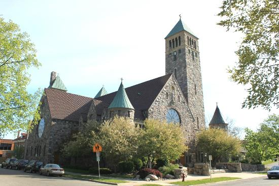 St. Thomas the Apostle Ann Arbor, Michigan