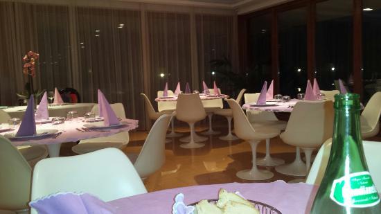 Heracles Village Hotel: Sala ristorante