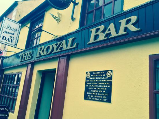 Ballyjamesduff, Ireland: The Royal